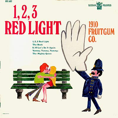 1910 FRUITGUM COMPANY - 123 Red Light [Vinyl] 1910 Fruitgum Company - LP