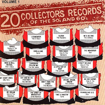 20 Collector's Records Of The 50's & 60's Volume 1