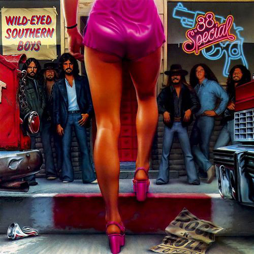 38 Special - Wild-eyed Southern Boys [vinyl]