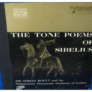 The Tone Poems of Sibelius Vol. I and Vol II