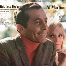 Al Martino - This Love For You Album