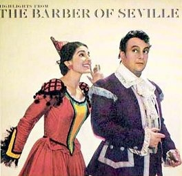 Rossini Highlights From The Barber Of Seville