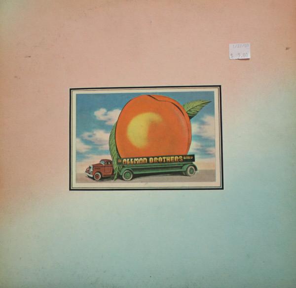 Eat a Peach Record