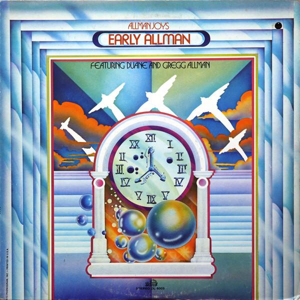 Early Allman Featuring Duane And Gregg Allman Vinyl