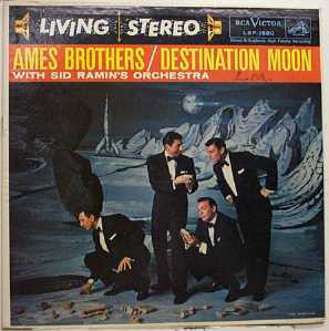 The Ames Brothers With Hugo Winterhalter Orchestra Hugo Winterhalter And His Orchestra One More Time