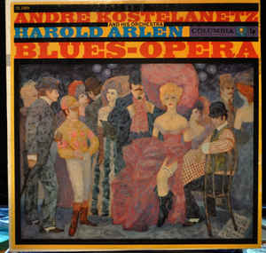 Harold Arlen-Blues-Opera-Suite