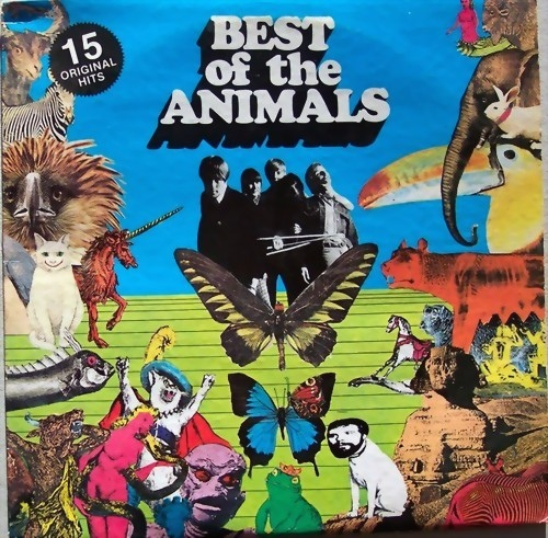 Animals - The Best Of The Animals CD