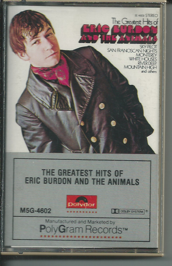 Eric burdon the hit singles
