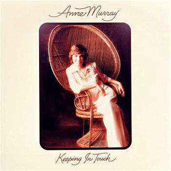 Anne Murray Vinyl Record Albums
