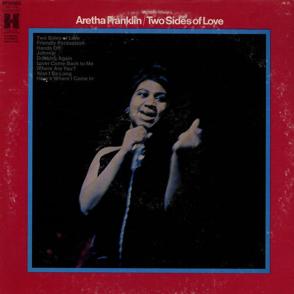Aretha Franklin - Two Sides Of Love [vinyl] Aretha Franklin
