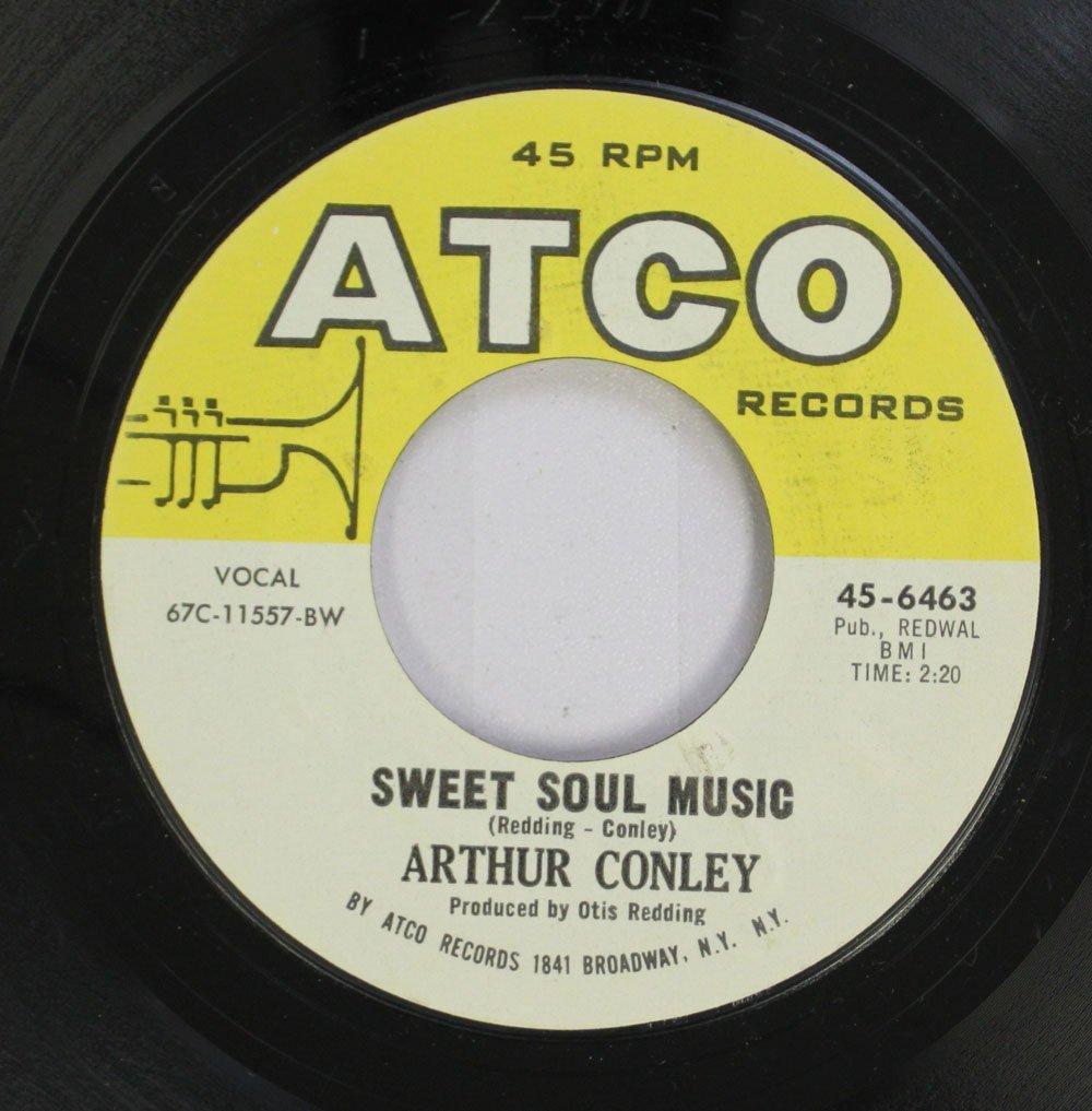 Arthur Conley Vinyl Record Albums