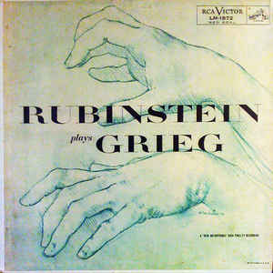 Rubinstein Plays Grieg
