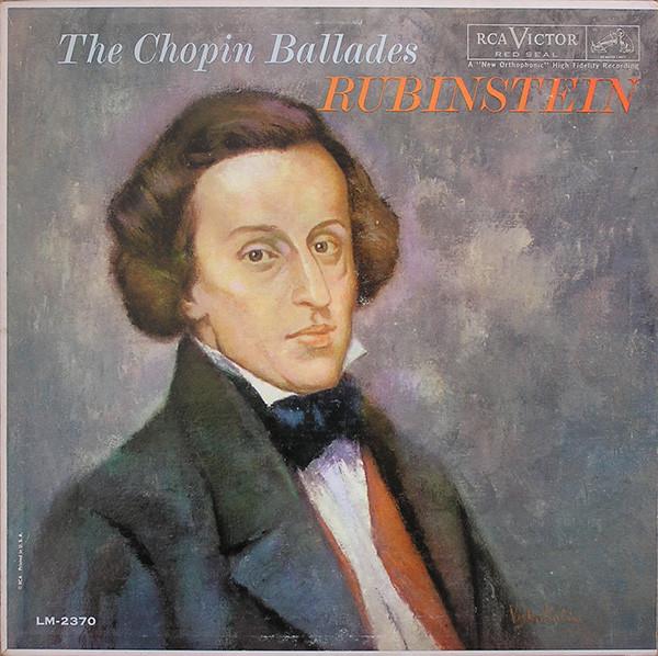 The Chopin Ballades Vinyl
