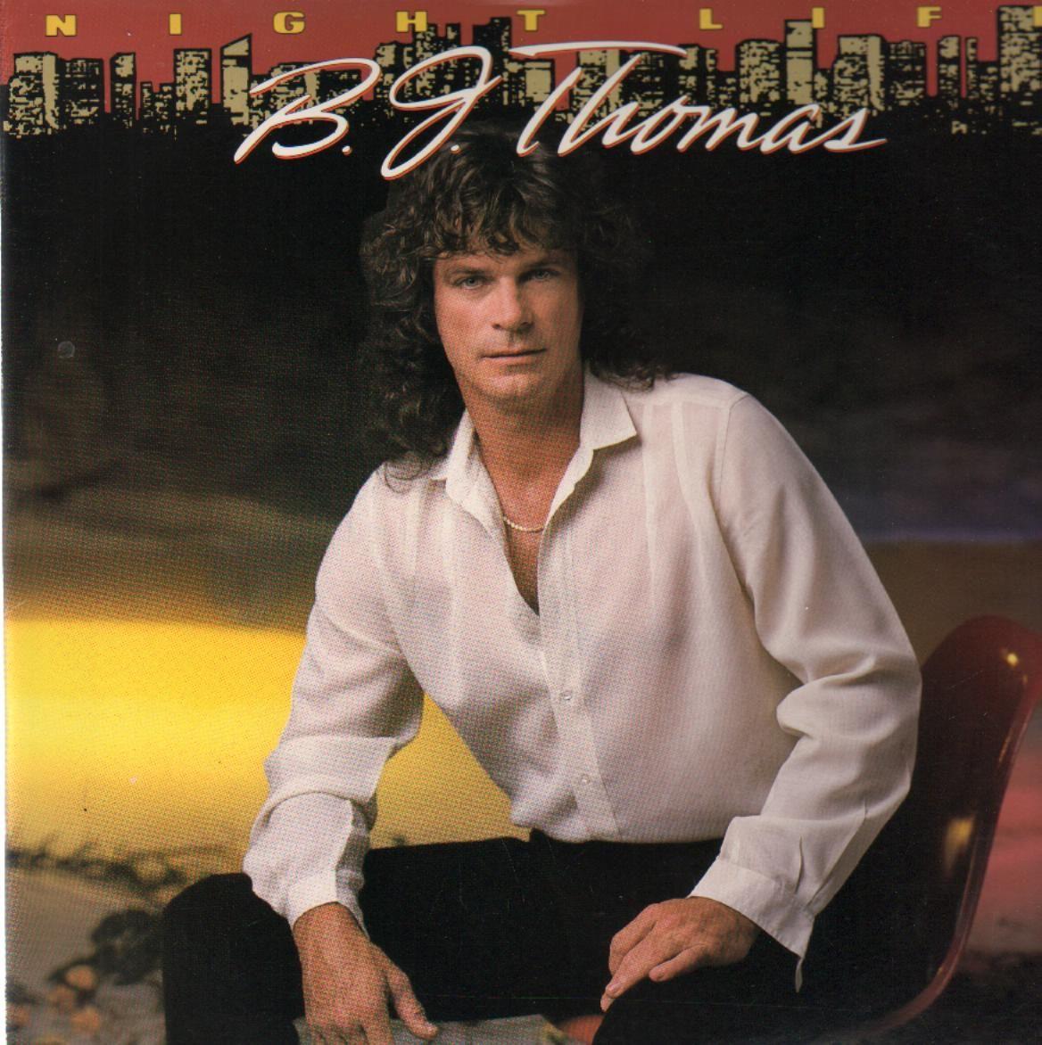 B J Thomas Vinyl Record Albums