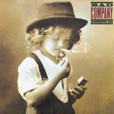 Bad Company Dangerous Age Records Lps Vinyl And Cds
