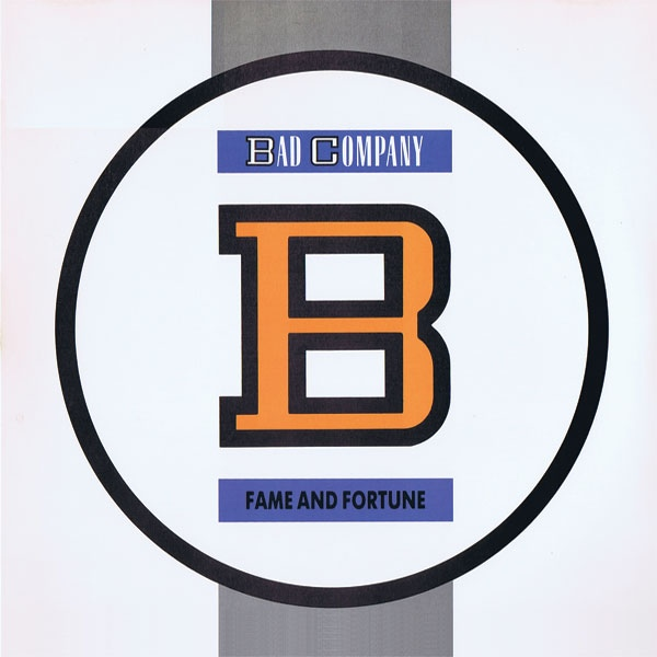 Bad Company - Fame And Fortune Vinyl