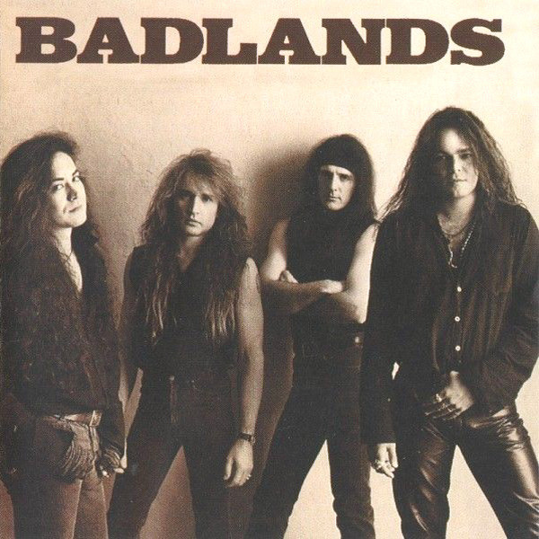 Badlands Vinyl Record Albums