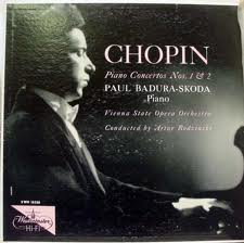 Chopin:Piano Concerto No.1 in E minor Op.11 Piano Concerto No.2 in F minor Op.21