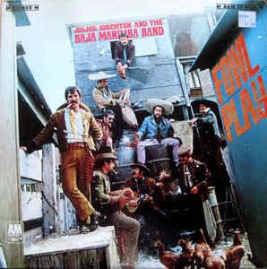 The Baja Marimba Band Vinyl Record Albums