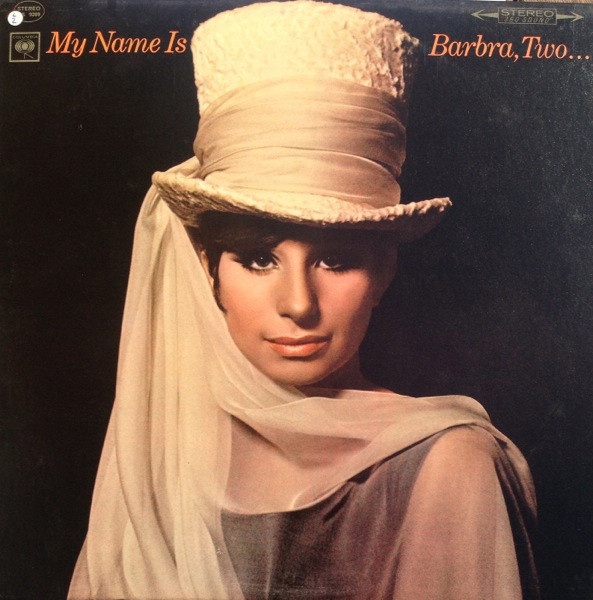 My Name Is Barbra, Two. . .