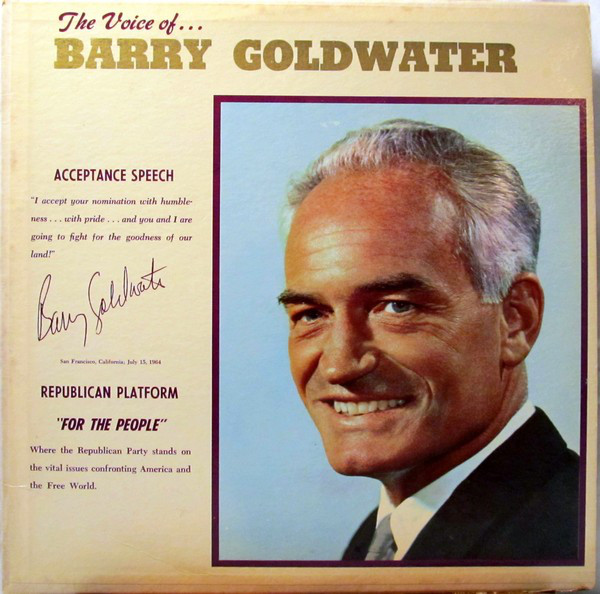 The Voice Of Barry Goldwater