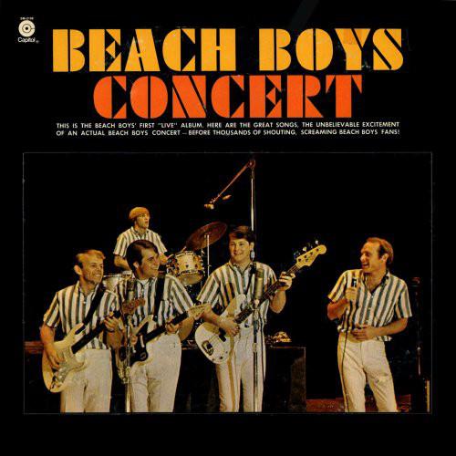 Beach Boys& 39 Concert Vinyl
