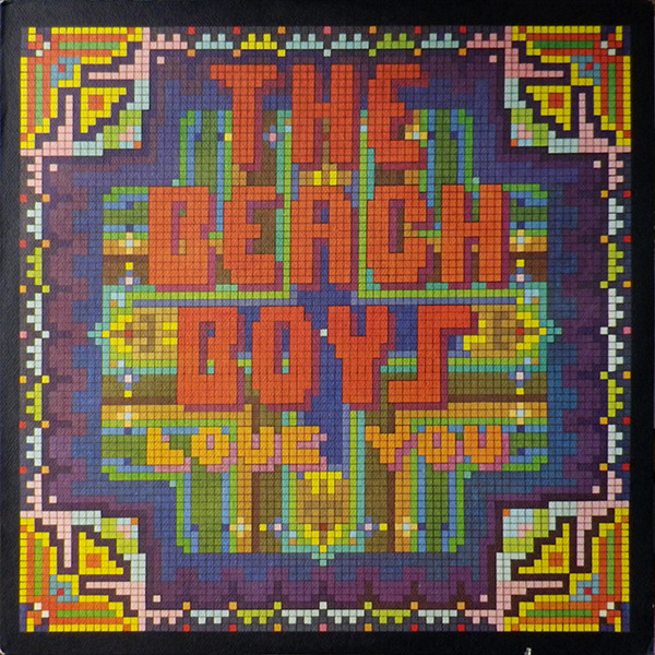 The Beach Boys Vinyl Record Albums