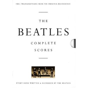 The Beatles - Complete Scores (Transcribed Score)