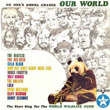 No One& 39 s Gonna Change Our World Vinyl