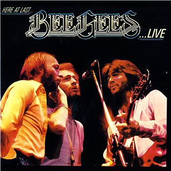 The Bee Gees Here At Last...Bee Gees...Live LP