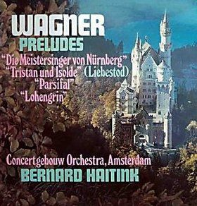 Richard Wagner: Preludes