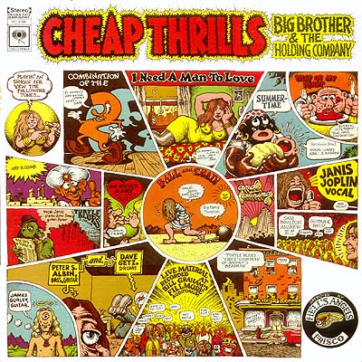 Big Brother & The Holding Company 'Cheap Thrills'