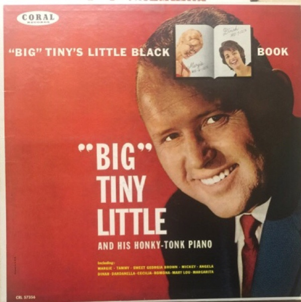 Big Tiny Little's Little Black Book