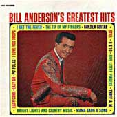 Bill Anderson's Greatest Hits