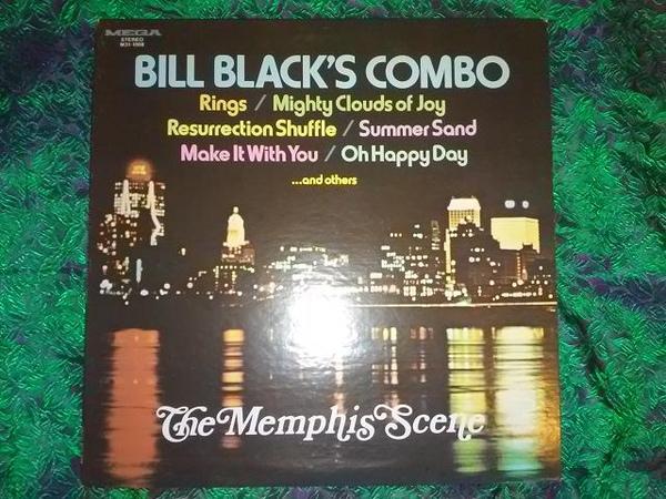 Bill Black S Combo Vinyl Record Albums