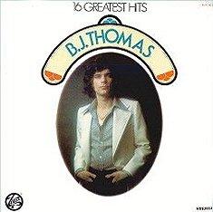 16 greatest hits [vinyl b  j  thomas by B J  Thomas, LP with sedona-antiques