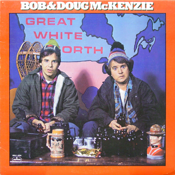 Bob &amp; Doug McKenzie - Great White North CD