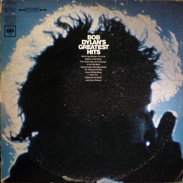Bob Dylan Bob+Dylan's+Greatest+Hits LP