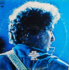 Bob Dylan Bob+Dylan's+Greatest+Hits+Volume+Ii LP