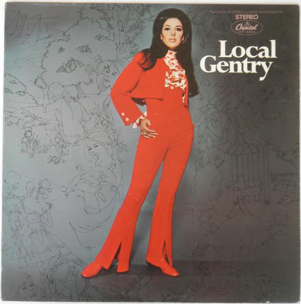 Bobbie Gentry Vinyl Record Albums