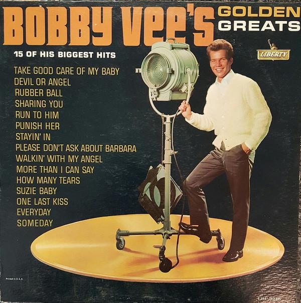 bobby vee 39 s golden greats vinyl