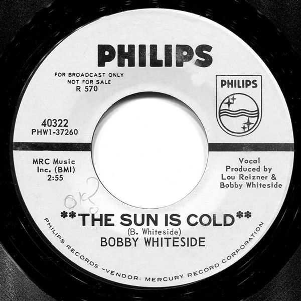The Sun Is Cold The Lonesome King Vinyl