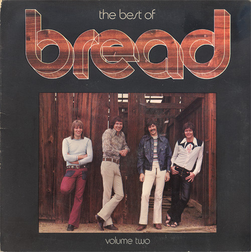 Bread - The Best Of Bread Volume Two Album
