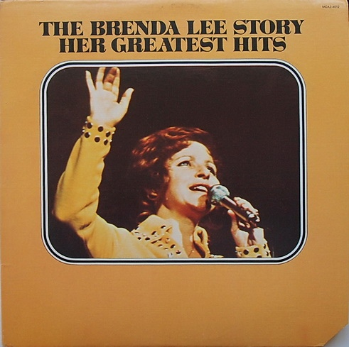 The Brenda Lee Story Her Greatest Hits Vinyl
