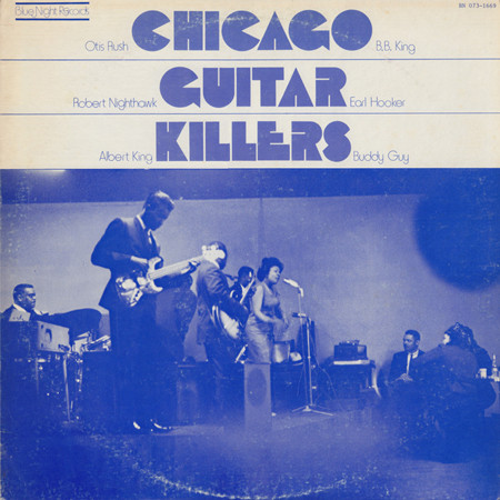 Chicago Guitar Killers
