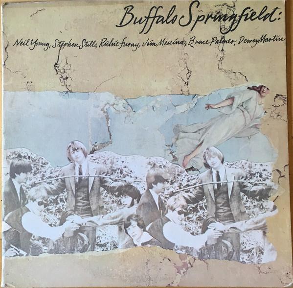 Buffalo Springfield - Buffalo Springfield [vinyl]