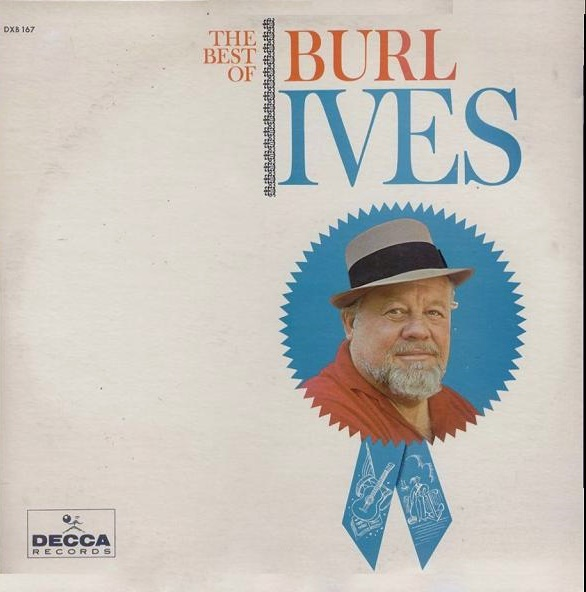 Burl Ives The Best Of Burl Ives LP