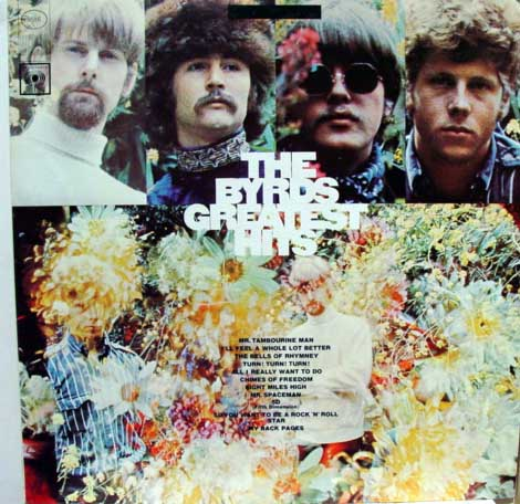 Byrds - Greatest Hits [record] The Byrds