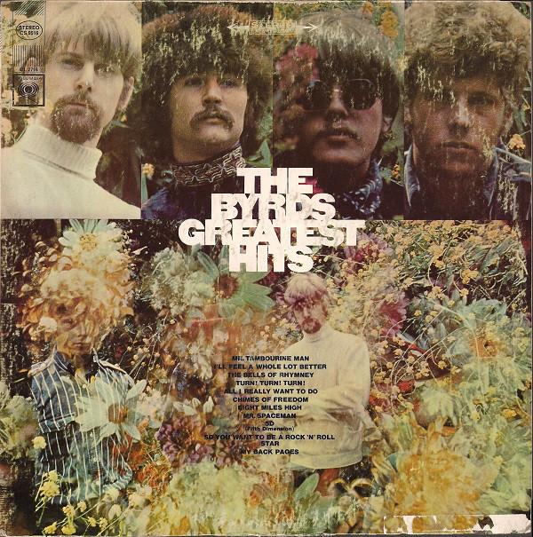 Byrds - Greatest Hits [vinyl] The Byrds