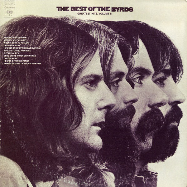 Byrds - Greatest Hits Volume Ii
